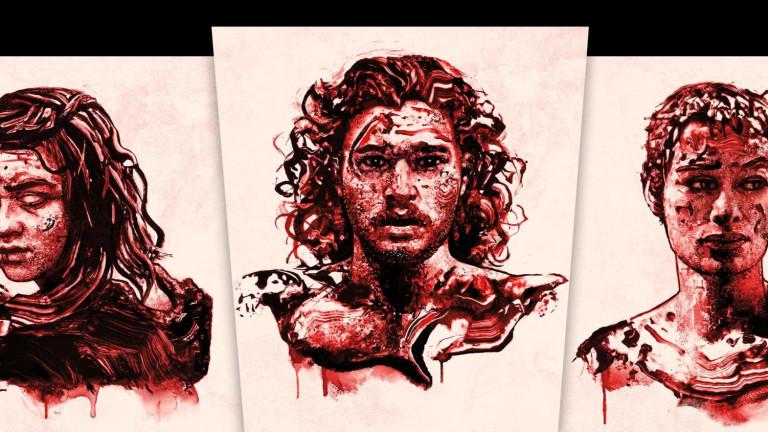 До началото на края за Game of Thrones остава по-малко
