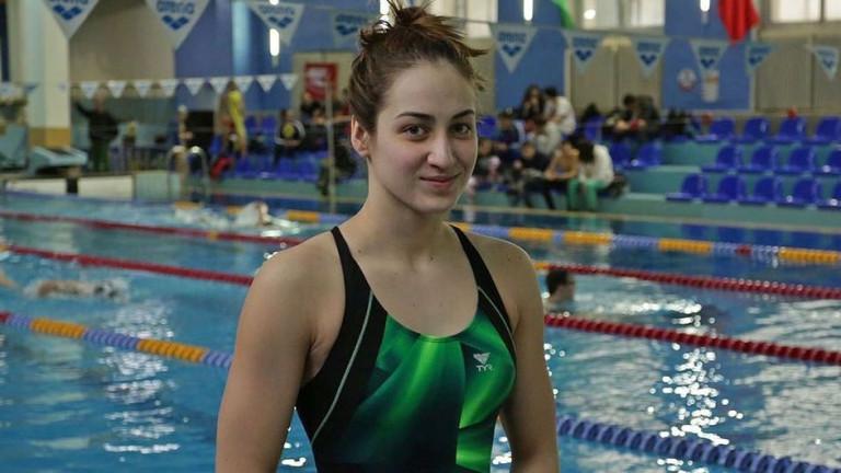 Плувкинята Диана Петкова остана на девет стотни от медал на