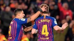 Луис Суарес: Искам да завърша кариерата си в Барселона, но ще е трудно да стане