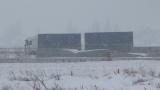 Румъния е с оранжев код за снеговалежи, затворени са магистрали