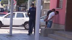 Седем задържани при спецакция в центъра на София
