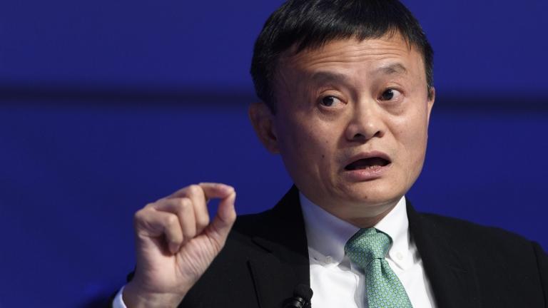 Шефът на Alibaba: Роботите няма да заменят хората