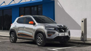 Колко ще струва електрическата Dacia Spring в България?