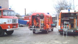 Състоянието на пожарната техника у нас е критично