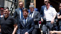 Бащата на Меси: Трудно ще е Лео да остане в Барселона