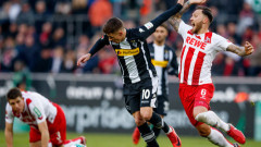 Кьолн надигна глава с втора поредна победа в Бундеслигата