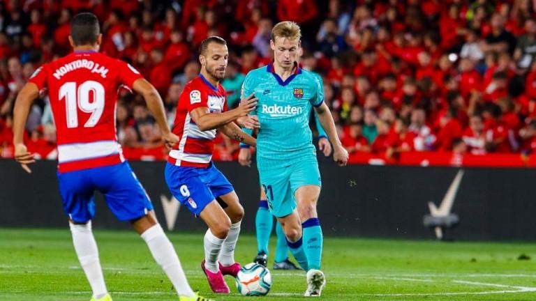 Барселона с нова издънка в Ла Лига