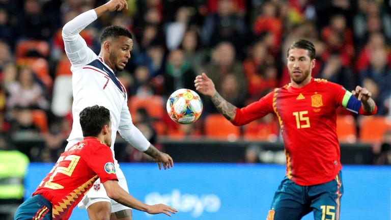 Капитанът на Испания - Серхио Рамос заяви, че триумфът над