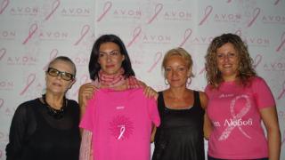 Диана Любенова стана Посланик на кампанията срещу рака на гърдата
