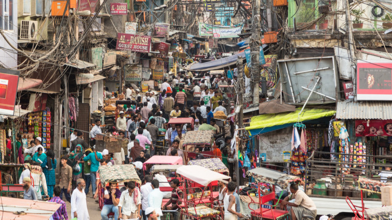 Ниските цени на храната се оказват проблем в Индия