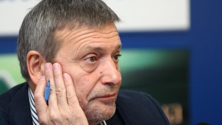 Фискалният резерв стига за 140 дни, пресмята Красен Станчев