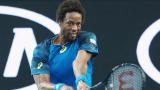 Гаел Монфис елиминиран още на старта на Australian Open