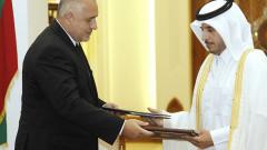Борисов звънна на премиера на Катар, ходатайства за разрешаването на кризата