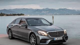 Mercedes представя обновената S-Class и спортно SUV в София