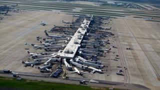 12-те най-натоварените летища в света
