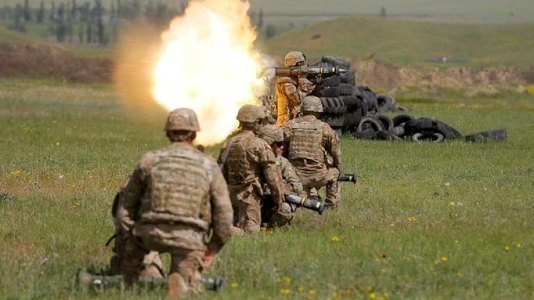 Русия дрънка оръжие близо до границата с Естония
