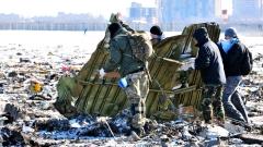 Руските разследващи се опитват да разчетат последните разговори на пилотите на разбилия се Боинг