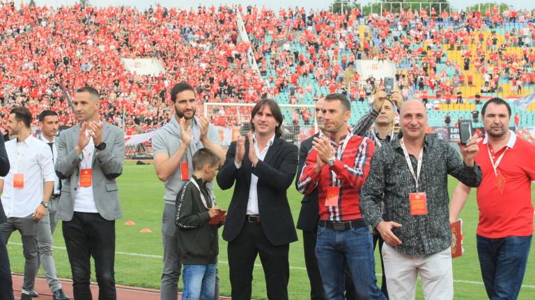 Велизар Димитров: Мечтаех за съотборник като Стойчо Младенов, исках да ме тренира Моуриньо