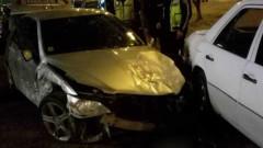 Дрогиран шофьор с 16 акта помете 7 коли в София