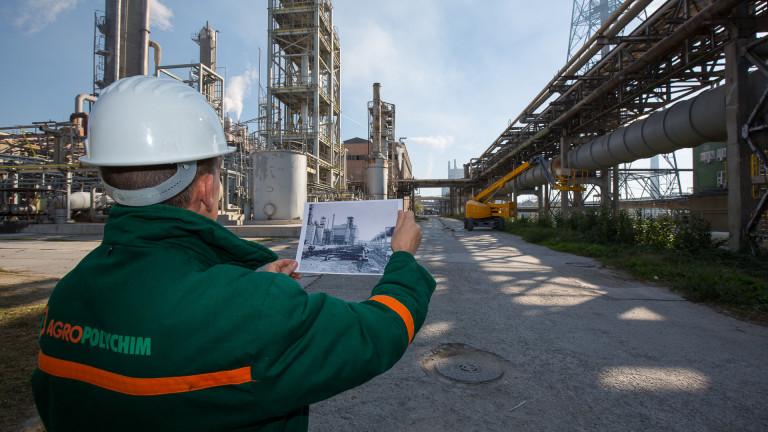 Снимка: Производител на торове инвестира 25 милиона лева в завода си в Девня