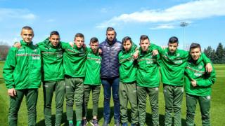 Треньорът на Левски U15 Петър Карачоров: Школата се превърна в приоритет за клуба