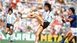 Марио Кемпес: Не може да се опише усещането да стъпиш на световния връх в собствената си страна