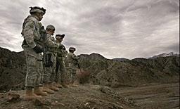 2-ма войници на НАТО убити в  Кабул