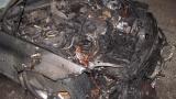 Два автомобила горяха в столицата