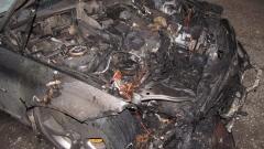 Подпалили колата на кюстендилчанин, според полицията - нямало умисъл