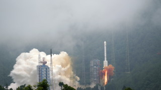Китай завърши конкурента на американската GPS мрежа