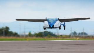 Това може да бъде първата европейска страна, която ще пусне летящи таксита
