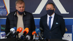Стоянович казал на Сираков желанието си за бъдещето на Робърта