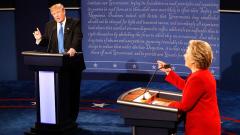Дебатът между Клинтън и Тръмп се оказа исторически за Twitter и Facebook