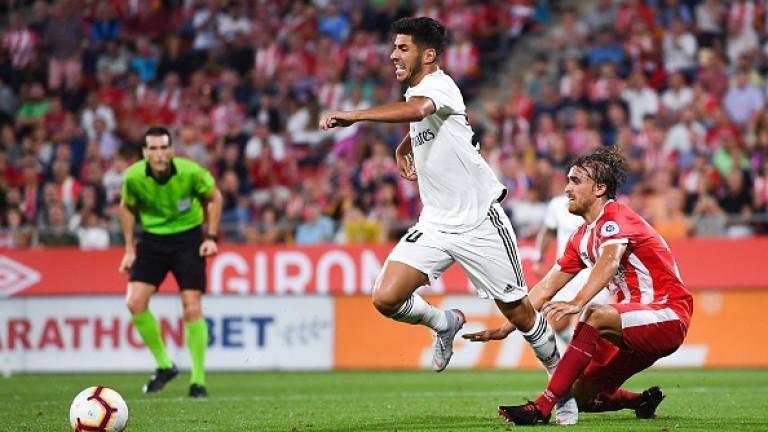 Реал (Мадрид) с едва 6 спечелени от възможни 33 точки срещу преките си конкуренти в Испания