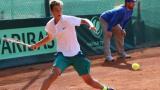 "Адриан Андреев се класира за осминафинал на юношеския ""Ролан Гарос"""