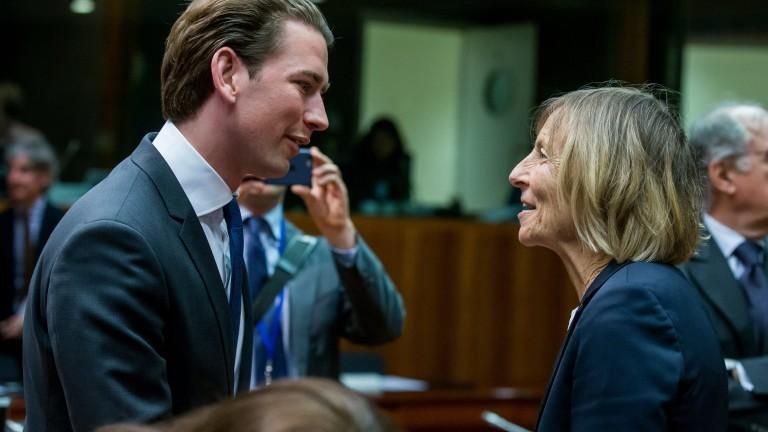 """Австрия повежда """"хорото"""" за орязване на бюджета на ЕС след Брекзит"""