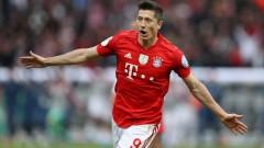 Роберт Левандовски подписва нов договор с Байерн (Мюнхен)