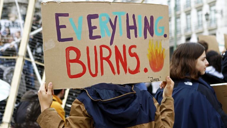 2010-2019 - най-горещото десетилетие в историята, а парниковите газове се увеличават