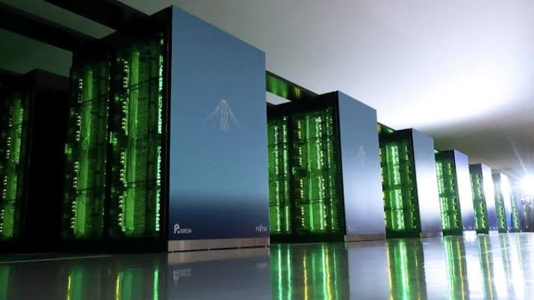 Fujitsu инсталира най-бързата система за суперкомпютри в Германия. Ще изследва произхода на Вселената