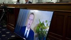 """Шефът на """"Фейсбук"""" казал на подчинените си, че Байдън е следващият президент"""