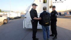 Екстрадирахме мароканеца, издирван за връзки с ИДИЛ