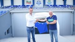 Стойчо Стоев: Не съм си представял, че ще водя отбор от Втора лига, но проектът ми хареса