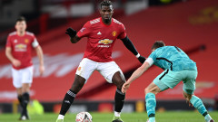 Манчестър Юнайтед опитва да убеди Погба да остане