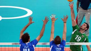 Волейболна утеха за България в Лондон