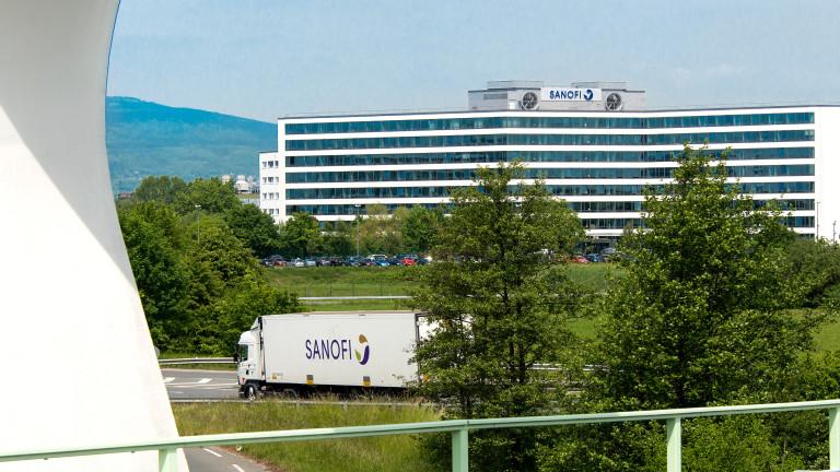Sanofi се разделя с част от бизнеса си срещу €1,9 милиарда