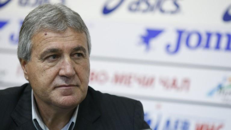 Бойчо Величков е с повдигнато обвинение за причиняване на лека телесна повреда