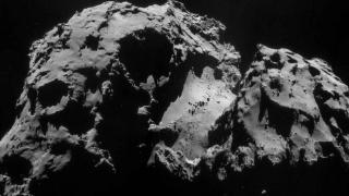 На кометата Чурюмов — Герасименко откриха лед