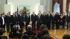 """Радев поиска от служебното правителство ревизия на кабинета """"Борисов 2"""""""