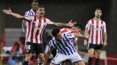 Вратарска грешка лиши Атлетик (Билбао) от успех в баското дерби