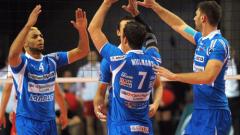 Цецо Соколов и Тренто започнаха с победа в ШЛ